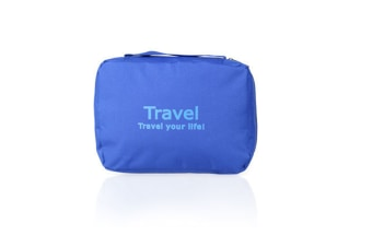 Portable Bag Waterproof Travel Cosmetic Bag For Men And Women - Blue Blue