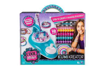 Kumi Kreator Cool Maker Friendship Bracelet Maker