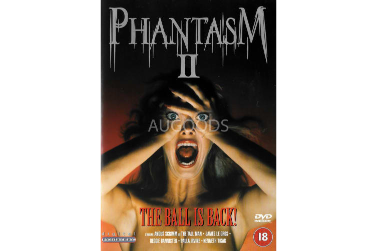 Phantasm II - Rare- Aus Stock DVD Preowned: Excellent Condition