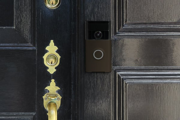 Ring Video Doorbell (Venetian Bronze)