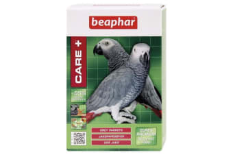 Beaphar Care Plus Grey Parrot Food (May Vary)