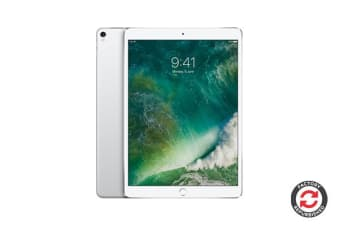 "Apple iPad Pro 12.9"" Refurbished (512GB, Cellular, Silver, 2017 Edition) - A+ Grade"