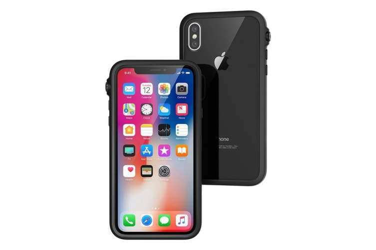Catalyst Impact Protection Case For iPhone X/XS - Stealth Black