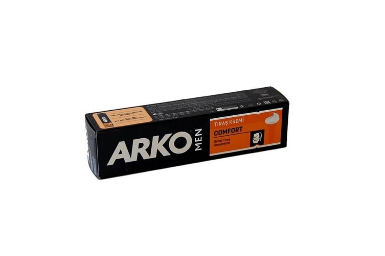 Arko Shaving Cream 100g-orange