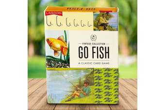 Ladybird Books Go Fish Card Game | playing cards vintage