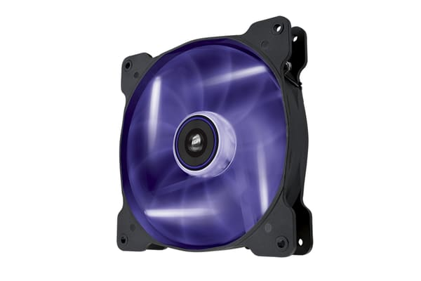 Corsair SP 140mm Fan Purple LED High Static Pressure 3 PIN