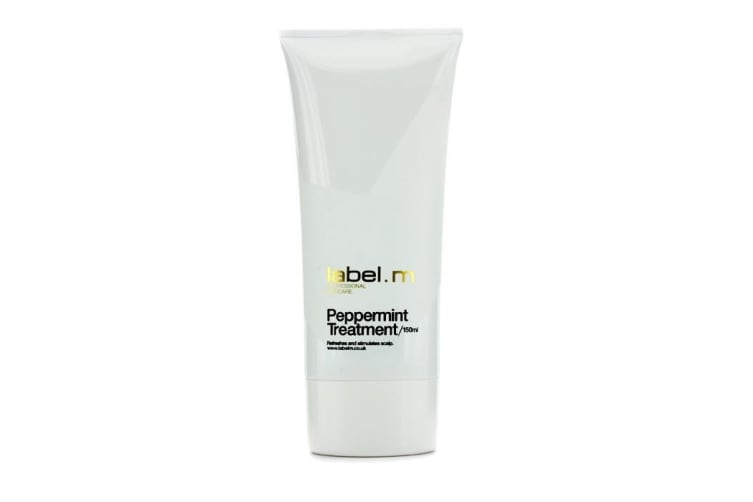 Label.M Peppermint Treatment (Refreshes and Stimulates Scalp) 150ml