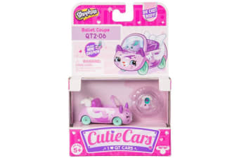 Shopkins Cutie Car Ballet Coupe - Season 2