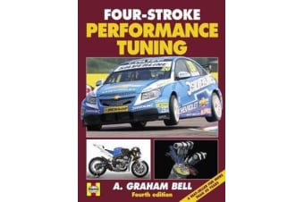 Four-Stroke Performance Tuning - 4th Edition