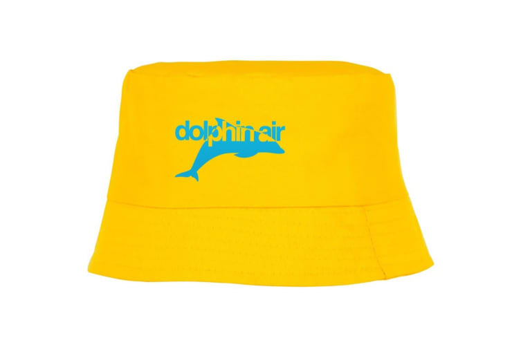 Bullet Solaris Childrens/ Kids Sun Hat (Yellow) (One Size)