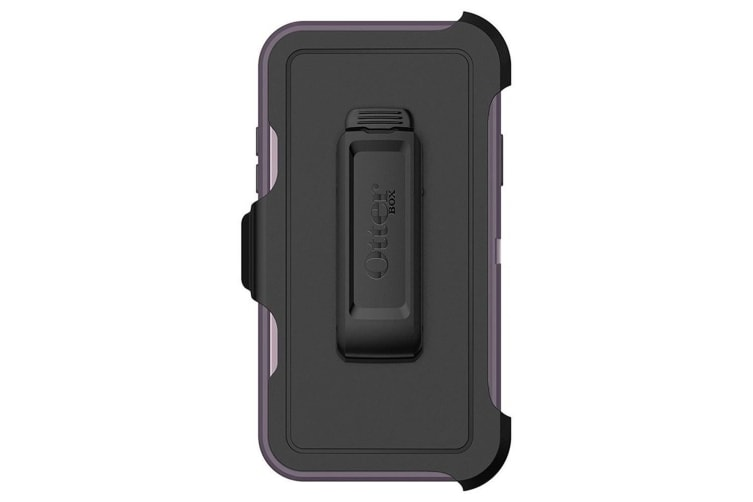 OtterBox Defender Rugged Case iPhone X Tough Shockproof Cover/Belt Clip Purple