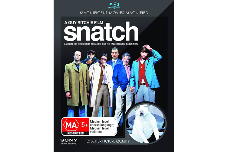 Snatch Blu-ray Region B