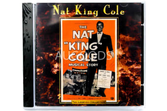 The Nat King Cole Collection - Musical Story BRAND NEW SEALED MUSIC ALBUM CD