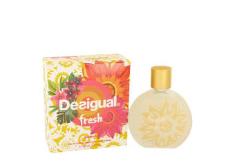 Desigual Desigual Fresh Eau De Toilette Spray 100ml