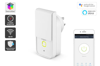 Kogan SmarterHome™ IP44 Outdoor Smart Plug With Energy Meter