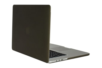 "Frosted Hard Cover for MacBook Pro 13"" (Smoke)"