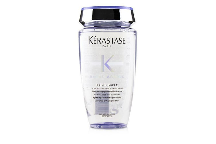 Kerastase Blond Absolu Bain Lumiere Hydrating Illuminating Shampoo (Lightened or Highlighted Hair) 250ml