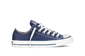 Converse Chuck Taylor All Star Ox Lo (Navy Blue, US Mens 4 / US Womens 6)