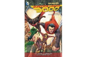 Justice League 3000 Volume 1 - Yesterday Lives TP (The New 52)
