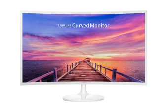 "Samsung 32"" 16:9 1920x1080 Full HD Curved LED Monitor (LC32F391FWEXXY)"
