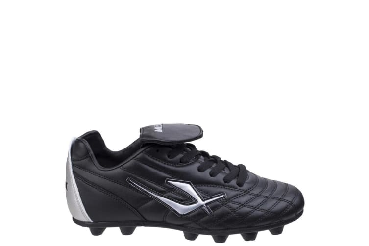 Mirak Childrens/Kids Boys Forward Moulded Football/Rugby Boots/Shoes (Black) (13 UK Junior)