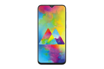 Samsung Galaxy M20 Dual SIM (32GB, Charcoal Black)