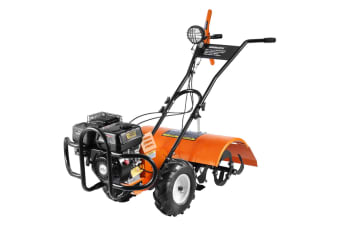 Self-Propelled Rotary Rototiller 700mm Width