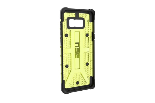 UAG Galaxy S8+ Plasma Case (Citron)