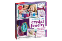 Grow Your Own Crystal Jewellery