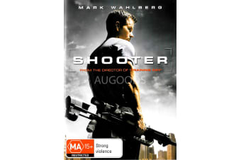 shooters - Region 4 Rare- Aus Stock DVD Preowned: Excellent Condition
