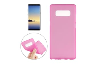 For Samsung Galaxy Note 8 Back Case Stylish High-Quality Protective Cover Pink