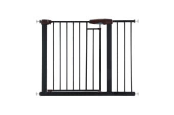 Child Pet Safety Gates for Stairs with 21cm Extension 97-104cm Width