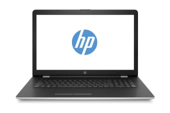 "HP 17.3"" Core i5-7200U 8GB RAM 256GB SSD Windows 10 Notebook (17-BS007TU)"