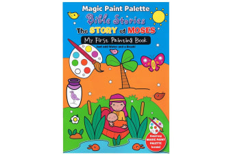 Magic Paint Pallette Bible Stories, The Story of Moses