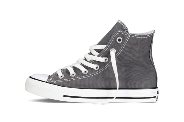 Converse Chuck Taylor All Star Hi (Charcoal, US Mens 8 / US Womens 10)