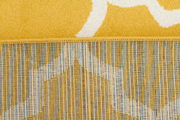 Indoor Outdoor Morocco Rug Yellow 230x160cm