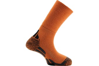 Horizon Unisex Merino Trekker Hiking Socks (Orange)