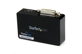 STARTECH USB32HDDVII USB3.0 HDMI and DVI Graphics Adapter