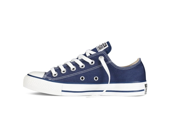 5bfcd62e102c7 Converse Chuck Taylor All Star Ox Lo (Navy Blue, US Mens 12 / US Womens 14)