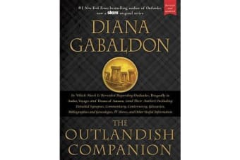 The Outlandish Companion - Companion to Outlander, Dragonfly in Amber, Voyager, and Drums of Autumn