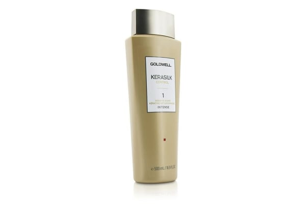 Goldwell Kerasilk Control Keratin Shape 1 - # Intense 500ml/16.9oz