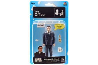 Michael G. Scott Action Figure The Office