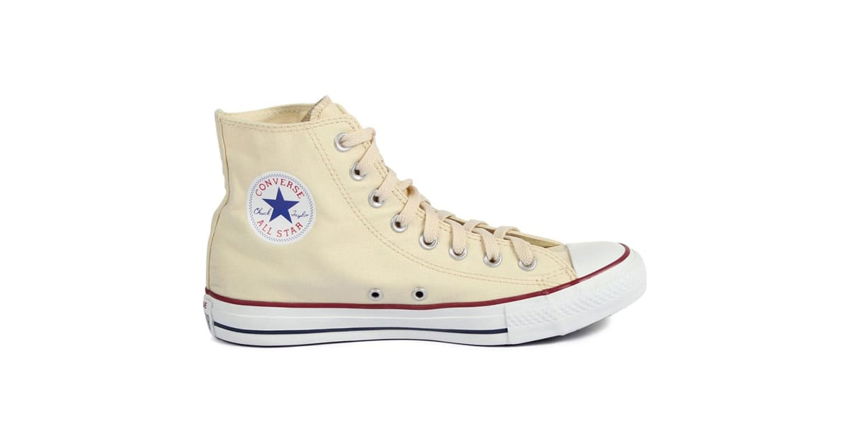 Converse Chuck Taylor All Star Hi (Off White, US Mens 11.5 US Womens 13.5) | Shoes |