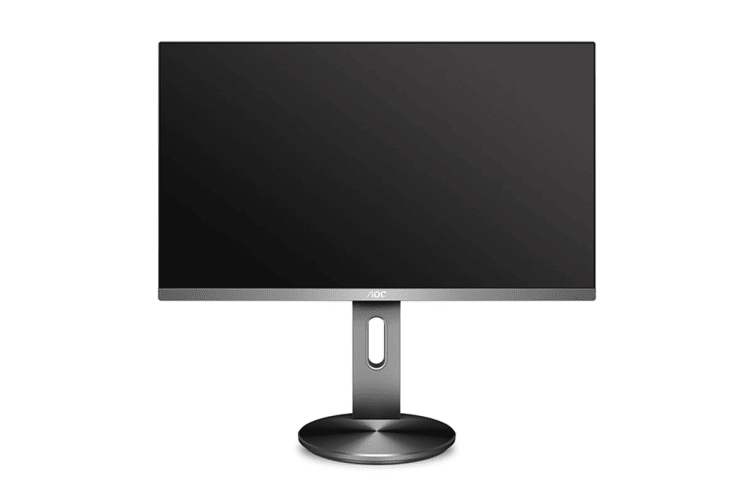 "AOC 23.8"" 1920x1080 Full HD IPS Frameless Business Monitor (I2490PXQU)"