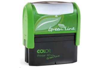 COLOP Greenline Stamp Printer 40