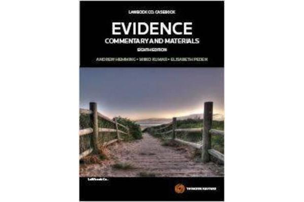 Evidence - Commentary & Materials