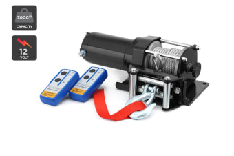 Certa 3000lb (1361kg) Electric Winch