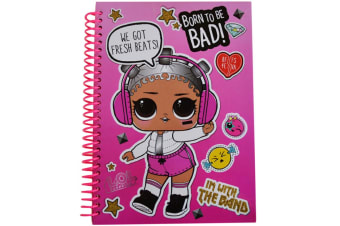 LoL Surprise Born to Rock A5 Notebook