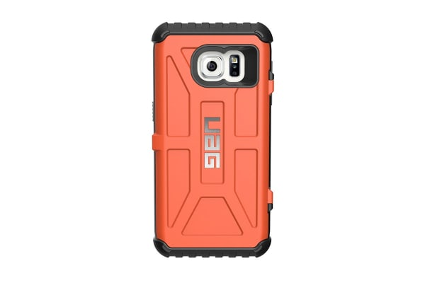 UAG Military Standard Armor Card Case for Galaxy S7 (Rust)
