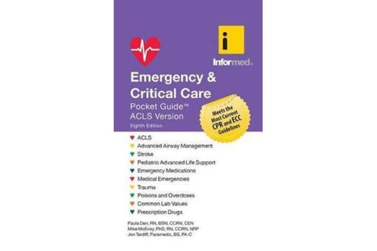 Emergency & Critical Care Pocket Guide